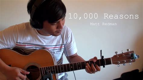 tadhana guitar tutorial zeno 10000 reasons fingerstyle zeno matt redman chords