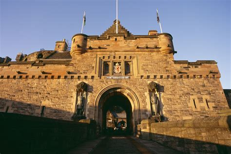 edinburgh castle gallery