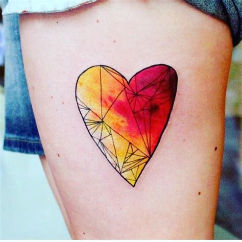 40 sweet heart tattoo designs and meaning true love