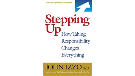 stepping up great book on taking responsiblity sam s