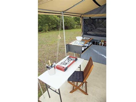 Rv Kitchen Table by New Impact Tray Cers Cab Cer Trailers For Sale
