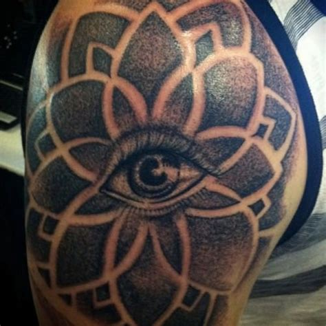 centerline tattoo inspiration and ideas for mandala tattoos 171