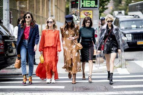 best of new york fashion week the best style looks from new york fashion week