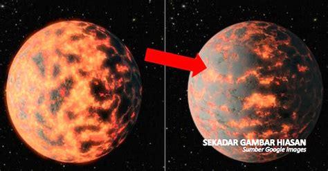 Planet Neraka by Saintis Nasa Temui Planet Neraka Apa Yg Ditemui Di