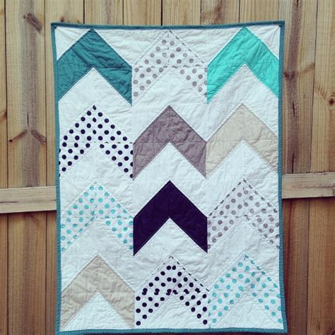 Size Quilts For Boys by Crib Size Quilt Follow Your Arrow Swagger