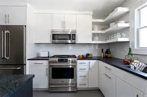 Designer White Kitchens Kitchen White Kitchens With Stainless Appliances Small