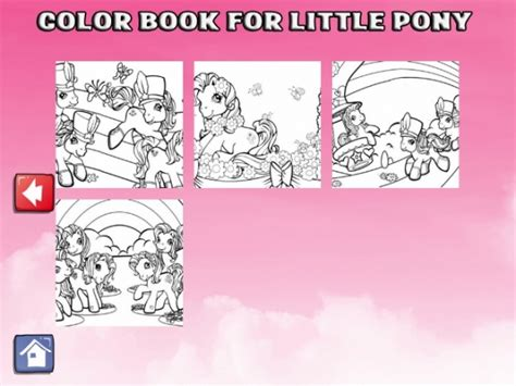 My Pony Coloring Book App Review Apppicker