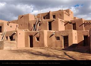 Pueblo Adobe Homes pueblo indian adobe houses beautiful scenery photography