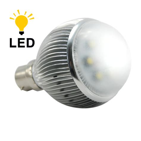 Led Light Bulb Lifespan Led Light Bulb 6 Watt Warm White With Bayonet Base Save Energy In Led Bulbs