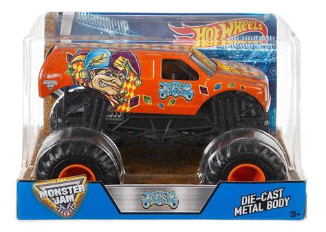 jam truck toys amazon com wheels jam jester truck toys