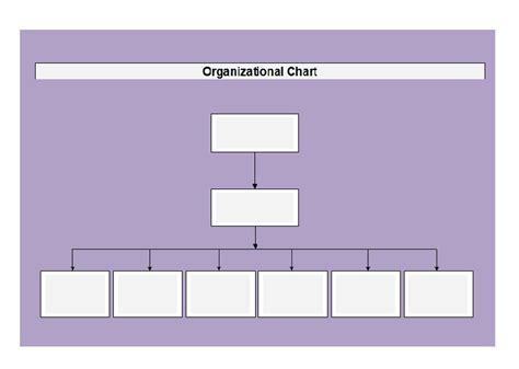 blank org chart template 40 organizational chart templates word excel powerpoint