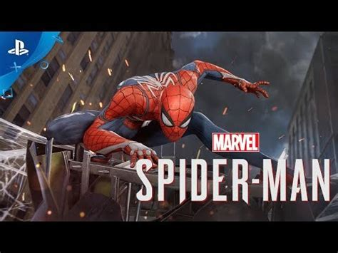 marvel's spider man ps4 gameplay impressions | e3 2017
