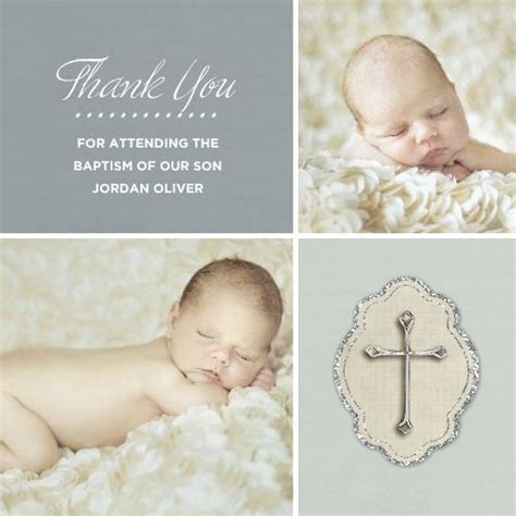baptism thank you card template photo baptism thanks boy template 120071 by roxanne