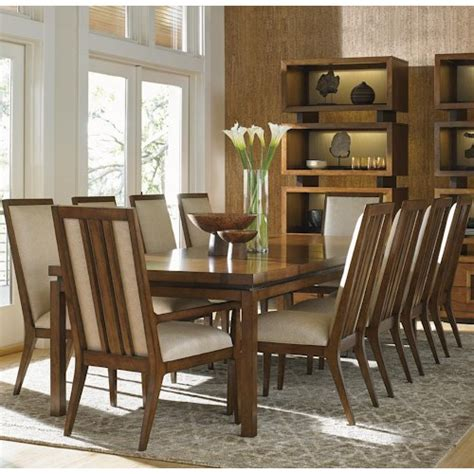 tommy bahama dining room furniture tommy bahama home island fusion 11 piece dining set