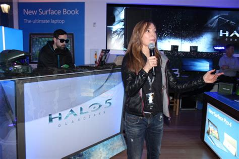 Microsoft Mba Seattle Reddit by Photos Master Chief 343 Industries Bonnie Ross Help