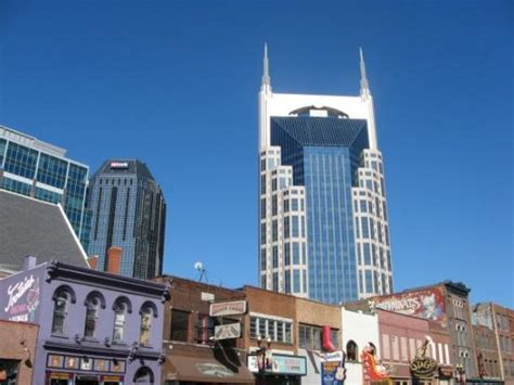 nashville builders at t building aka the batman building picture of