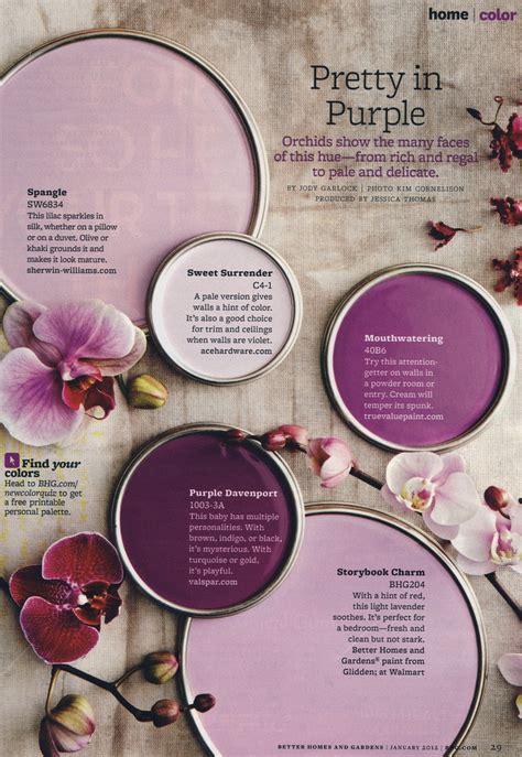 purple paint color palette pretty purple paint colors interiors by color