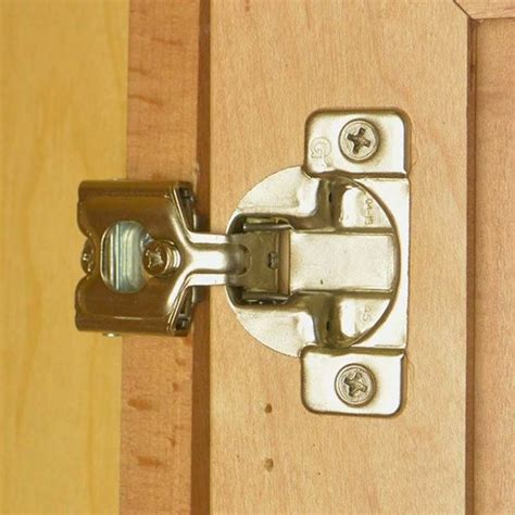 grass kitchen cabinet hinges grass tec 864 1 2 quot side mount 45mm screw on hinge 04387 15
