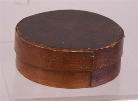 Antique Pantry Boxes by Antique American Country Pantry Box C1840 Item 5575