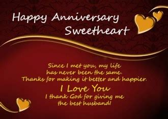 20th Wedding Anniversary Card Husband by Happy Wedding Marriage Anniversary Wishes Greeting Card