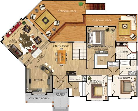 beaver homes floor plans beaver homes and cottages glenbriar i