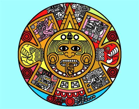 Como Leer El Calendario Azteca El Calendario Azteca Newhairstylesformen2014