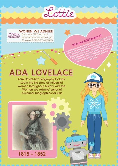 lottie doll melbourne 72 best ada charles babbage images on
