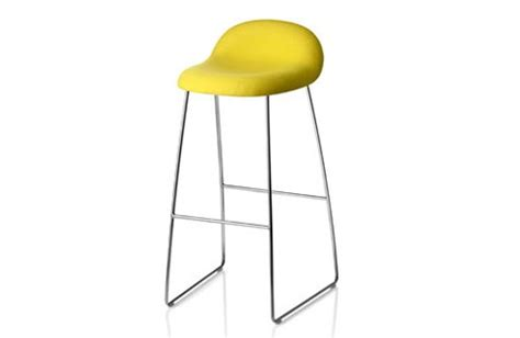 What Does A Yellow Stool by Gubi Stool Yellow Funkyfurniture