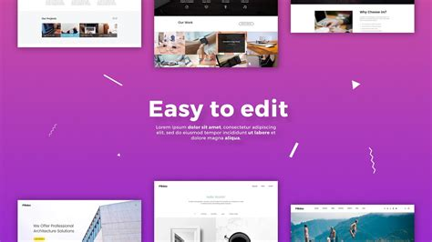 templates after effects envato creative agency website presentation websites envato