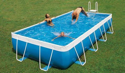 piscina da giardino fuori terra piscine da giardino piscine fuori terra tipi di