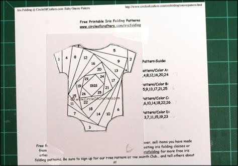 iris card patterns how to iris folding card