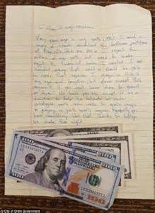 Apology Letter Vandalism Utah Council Receives Inspirational Apology Letter From Anonymous Vandal Daily Mail