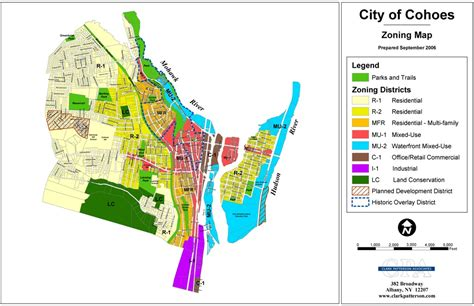 East Garden City Ny Zoning Map Community Development City Of Cohoes Ny