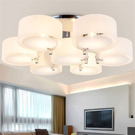 kitchen light fixtures ceiling modern led ceiling l acrylic chandelier kitchen light fixtures for living room bedroom