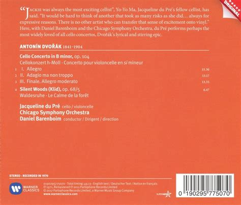 format b cd jacqueline du pre dvorak cello concerto in b minor cd