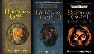 baldur's gate (literature) tv tropes