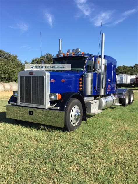 Peterbilt Sleeper Options by 2007 Peterbilt 379