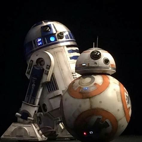 Wars R2 D2 Starring In The Cutest Mailbox by Bb 8 E R2 D2 Image 3830935 By Violanta On Favim