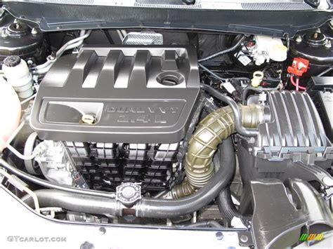 automotive repair manual 2007 chrysler sebring engine control 2008 chrysler sebring touring sedan 2 4l dohc 16v dual vvt 4 cylinder engine photo 52633979