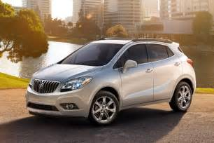 Buick Encore Standard Features 2016 Buick Encore Suv Pricing Features Edmunds