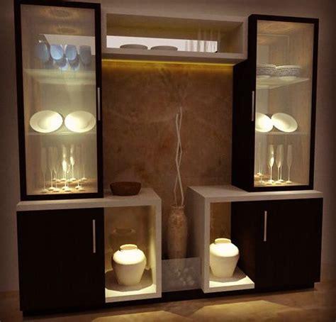 crockery cabinet designs modern crockery unit design c c architecture and design