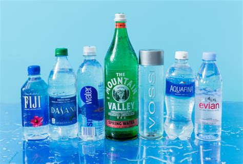 best water best bottled water brands to drink taste tested and