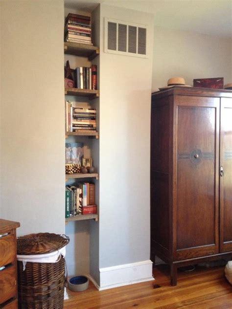 bedroom display shelves scott street bedroom reclaimed barn wood shelves