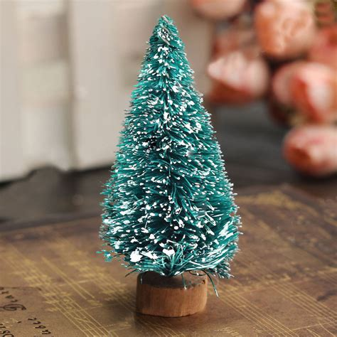 mini desk christmas tree 3 sizes green snow mini desk christmas tree xmas