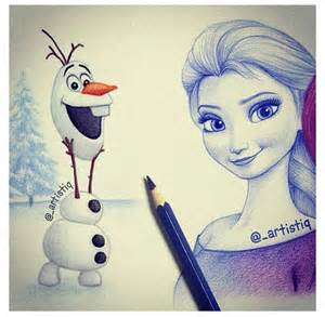 doodle draw frozen frozen drawing inspirational drawings