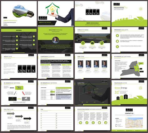 layout modern presentation modern serious powerpoint design by l 47 ur design 8392849