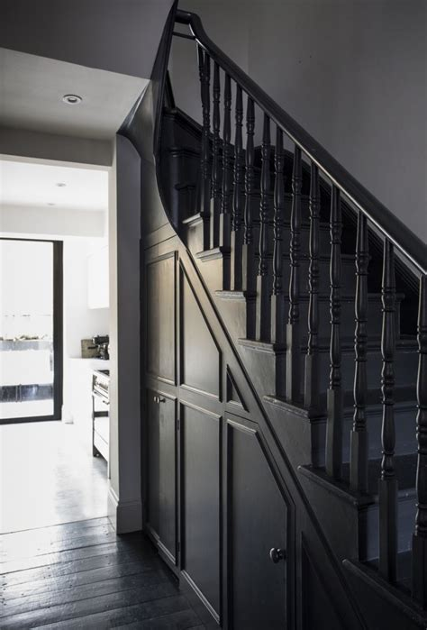 black staircase best 25 black staircase ideas on pinterest black painted stairs stairs and black wooden floor