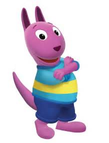 Backyardigans What Is Uniqua Characters Backyardigans Large Png S