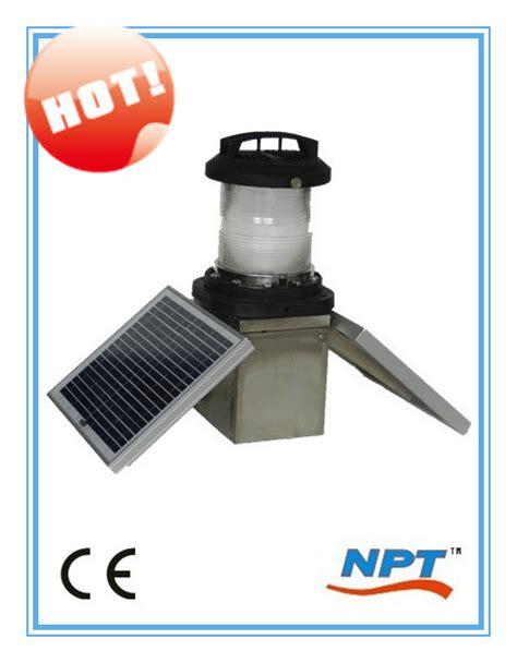 China Led Solar Navigation Light Boat Light White Anchor Solar Powered Anchor Light