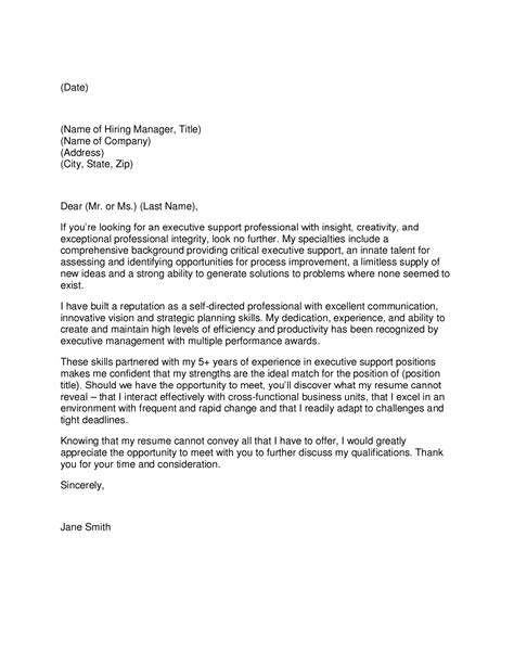 Assistant Account Executive Cover Letter by Purchase Executive Cover Letter